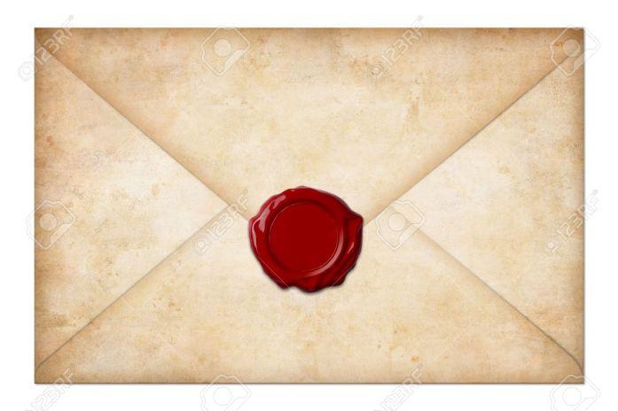 15028101-grunge-mail-envelop-of-brief-met-lakzegel-geïsoleerd-op-wit