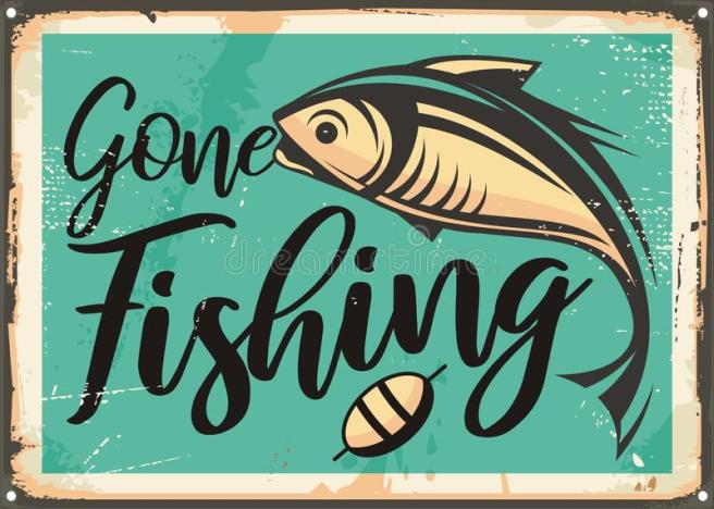 gone-fishing-vintage-decorative-sign-template-gone-fishing-vintage-decorative-sign-template-retro-poster-fish-old-rusty-154774730